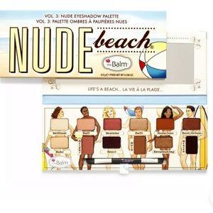 Nude Beach Eyeshadow Palette, TheBalm Cosmetics,